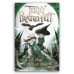 A Hat Full of Sky - New Cover Edition