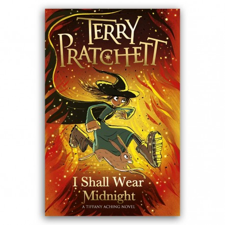 I Shall Wear Midnight - New Cover Edition