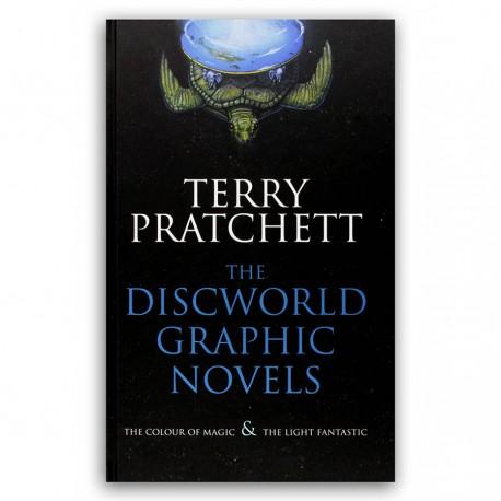 The Discworld Graphic Novels: The Colour of Magic & The Light Fantastic (Hardback)