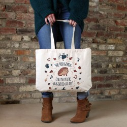 The Hedgehog Song Tote Bag