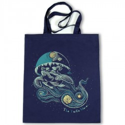 The Turtle Moves Tote