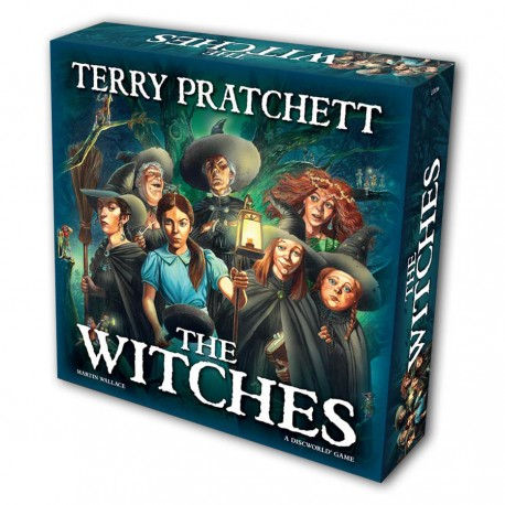 The Witches: A Discworld Board Game