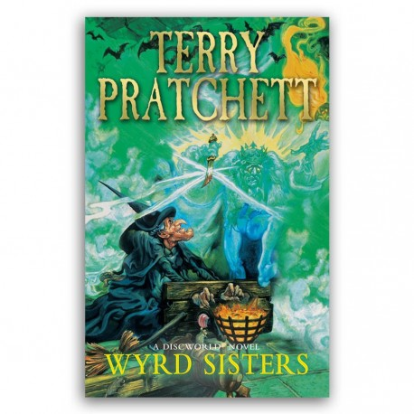 the incorporation of william shakespeares macbeth in wyrd sisters a novel by terry pratchett