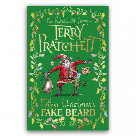 Father Christmas's Fake Beard - PRE-ORDER!