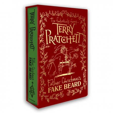 Father Christmas's Fake Beard Deluxe - PRE-ORDER!