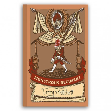 Monstrous Regiment - Collector's Library Edition