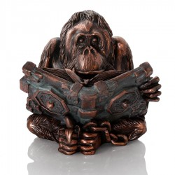 The Librarian Figurine