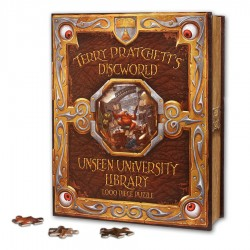 The Unseen University Jigsaw Puzzle