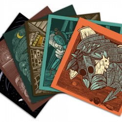 Discworld Greeting Cards - Set of 6