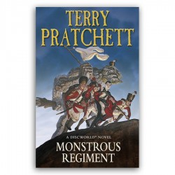 Monstrous Regiment (Paperback)
