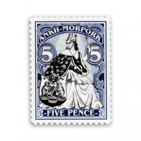 Morporkia Five Pence (Year of the Justifiably Defensive Lobster)
