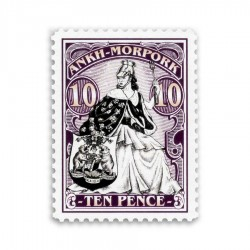 Morporkia Ten Pence (Year of the Backwards Facing Artichoke)