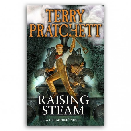 Raising Steam (Paperback)