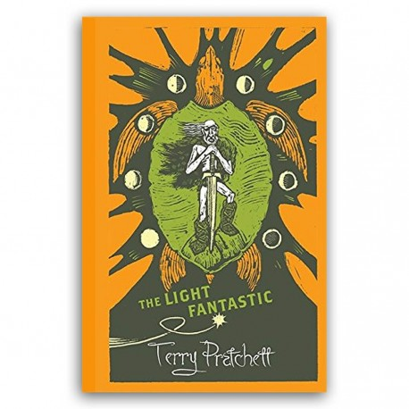 The Light Fantastic | Terry Pratchett | Discworld Collector's Library