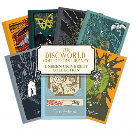 Discworld Collector's Library - Unseen University Collection