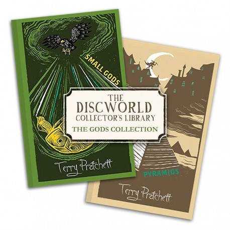 The Witches Collection - Discworld Collector's Library