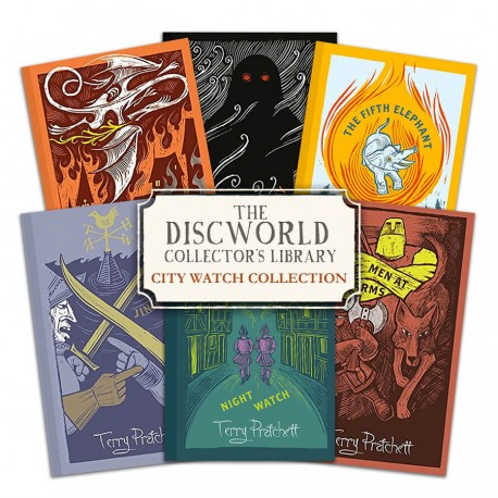 The City Watch Collection - Discworld Collector's Library