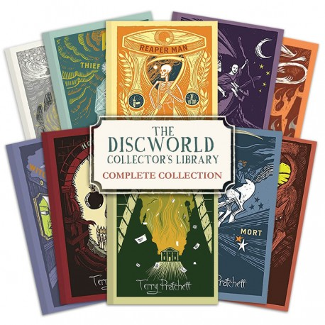 The Industrial Revolution Collection - Discworld Collector's Library