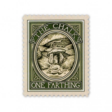 Chalk Farthing - Horse & Hare