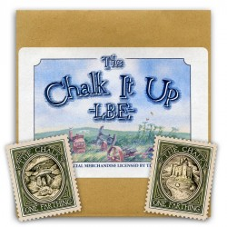 The 'Chalk It Up' LBE