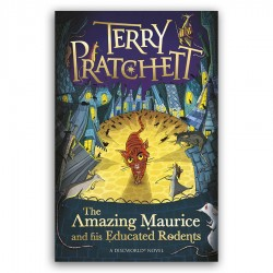 The Amazing Maurice and his Educated Rodents - New Cover Design!
