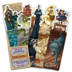 Discworld Ookmarks! - Set Two