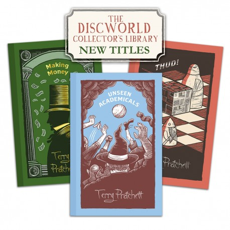 NEW Collector's Library Editions - Set of 3!
