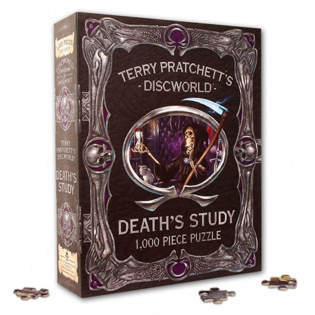 Death's Study Jigsaw Puzzle
