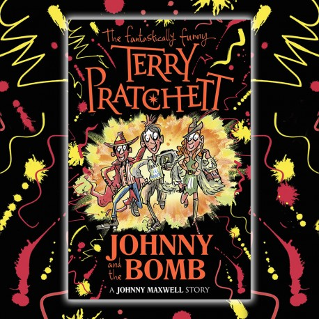 Johnny and the Bomb - New Cover Edition