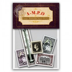 Ankh-Morpork Post Office Stamp Set