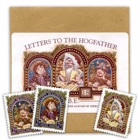 The 'Letters to the Hogfather' LBE