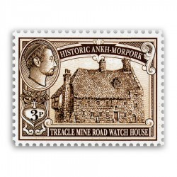 The Watch House Three Pence