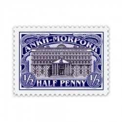 Halfpenny Post Office (Year of the Incontrovertible Skunk)