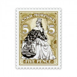 Morporkia Five Pence (Year of the Incontrovertible Skunk)