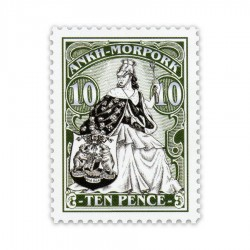 Morporkia Ten Pence (Year of the Incontrovertible Skunk)