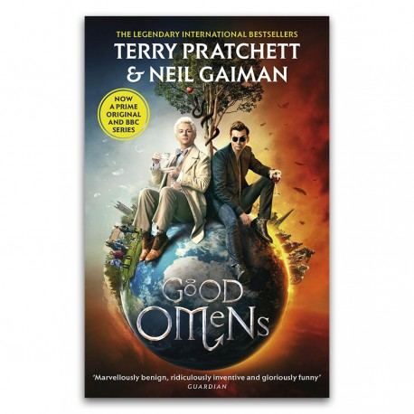 Good Omens TV Tie-in Edition