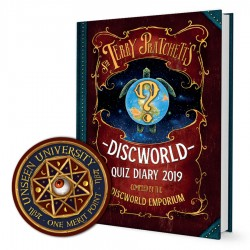 The Discworld Quiz Diary 2019