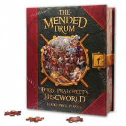 The Mended Drum Jigsaw Puzzle