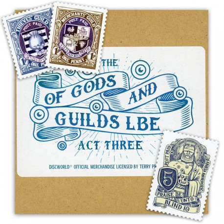 The 'Of Gods And Guilds' LBE - Act Three