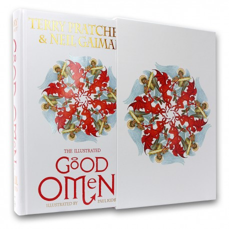 The Illustrated Good Omens - Slipcase Edition