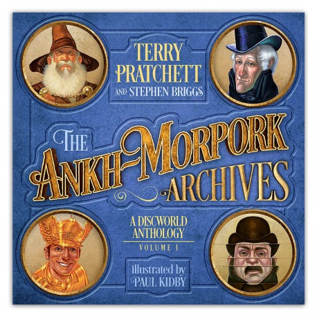 Image result for ankh morpork archives