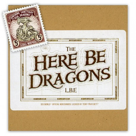 The 'Here Be Dragons' LBE