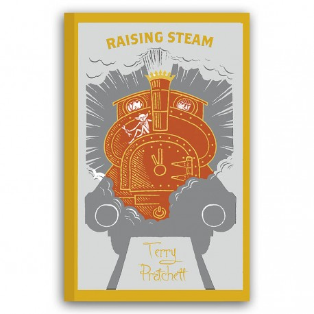 Raising Steam - Collector's Library Edition