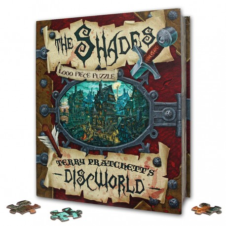The Shades Jigsaw Puzzle