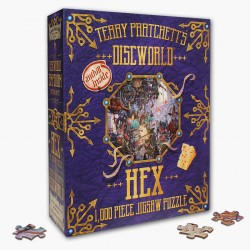 Hex Jigsaw Puzzle