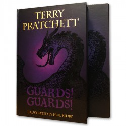 The Illustrated Guards! Guards! - Signed Slipcase Edition