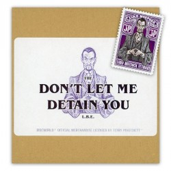 The 'Don't Let Me Detain You' LBE