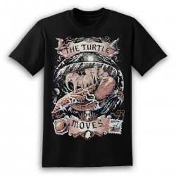 The Turtle Moves T-Shirt