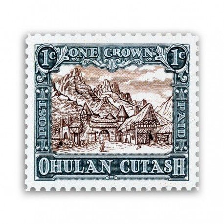 Ohulan Cutash One Crown