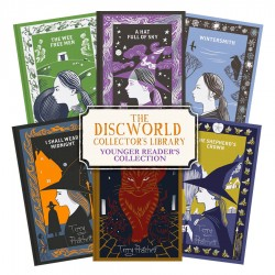 The Younger Readers Collection - Discworld Collector's Library